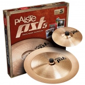 "Paiste PST5 Effects Pack 10""/18"" Комплект тарелок"