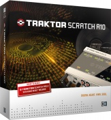 NativeInstruments Traktor Scratch A10 Комплект